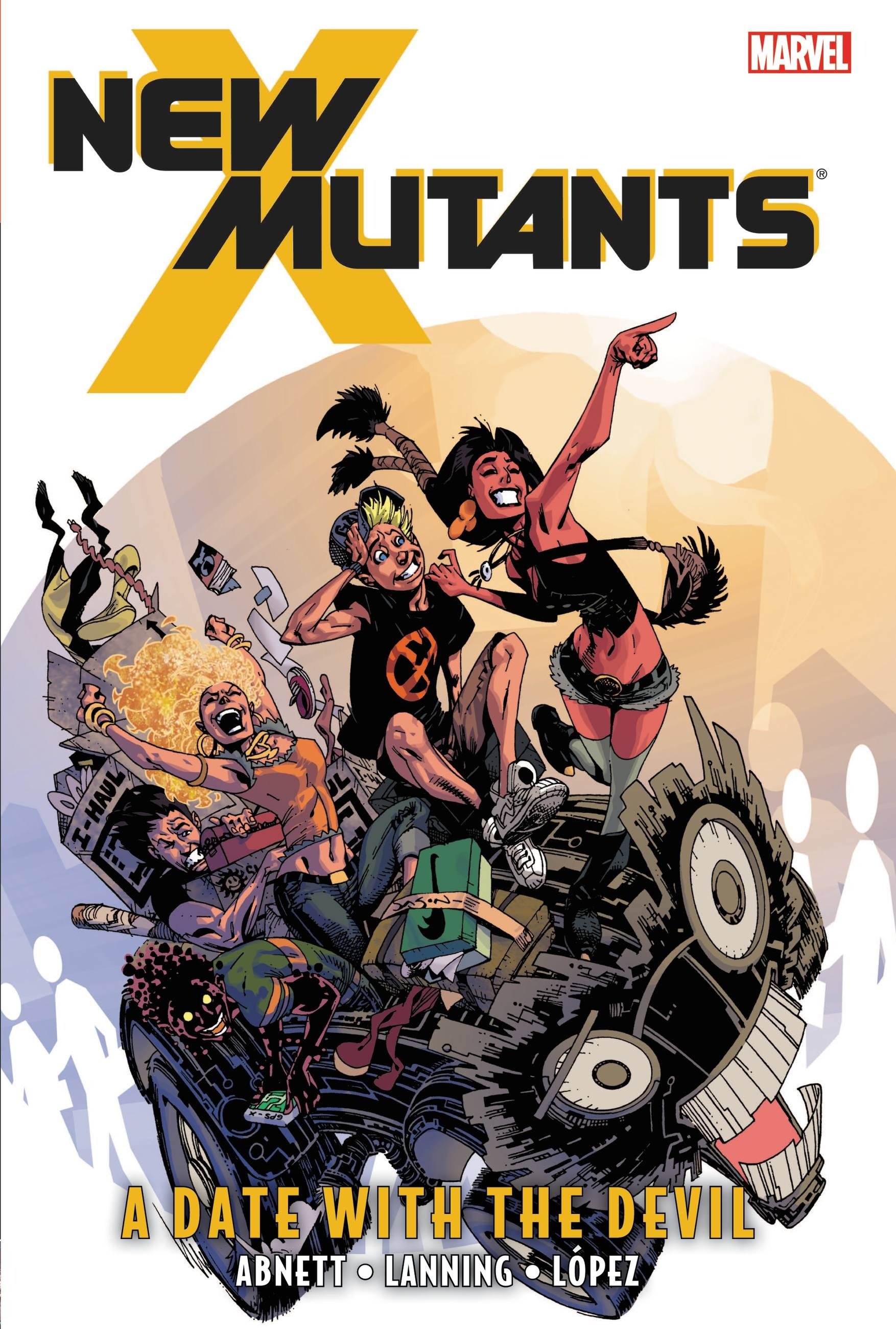 New Mutants new mutants