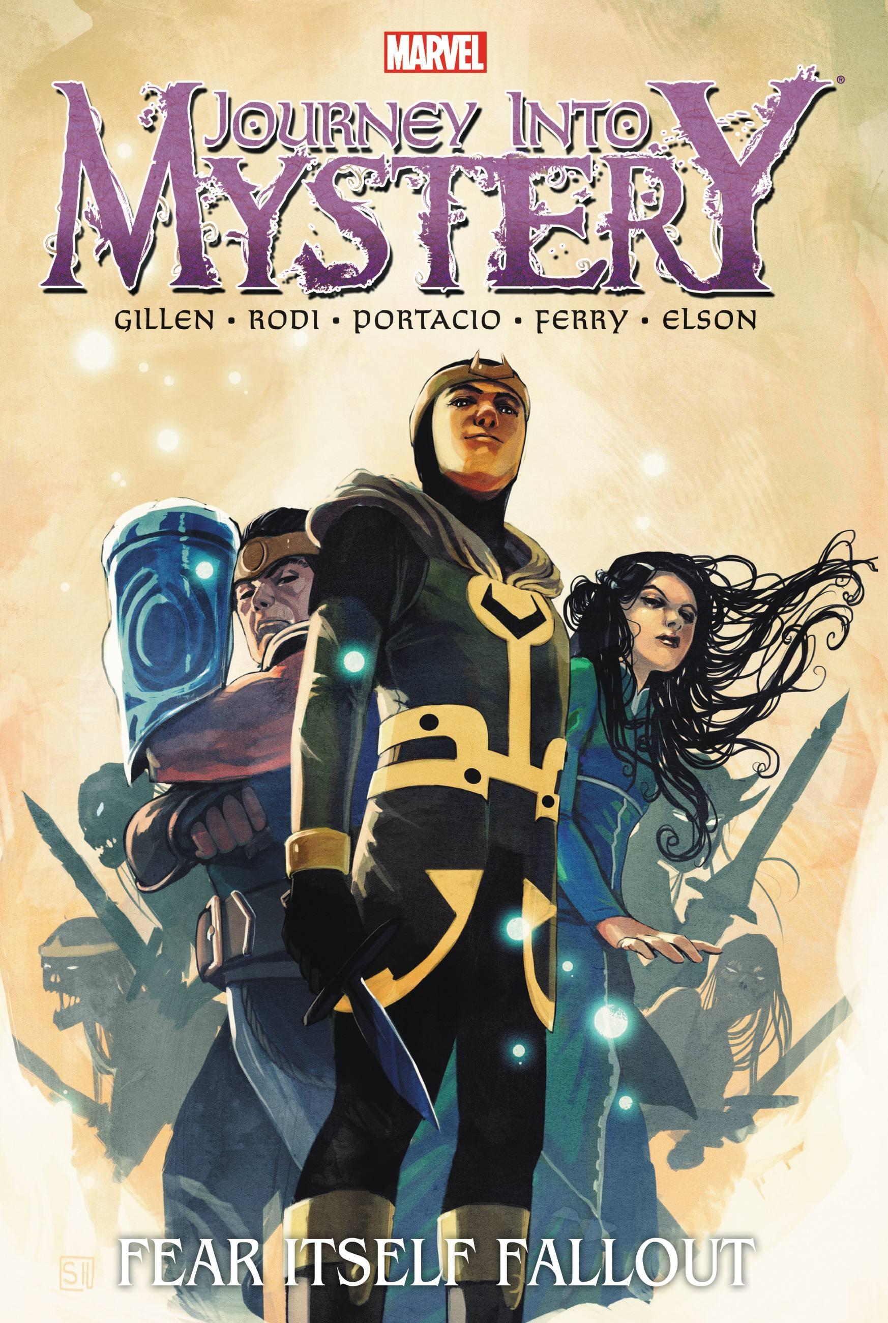 Journey Into Mystery journey into mystery featuring sif volume 1