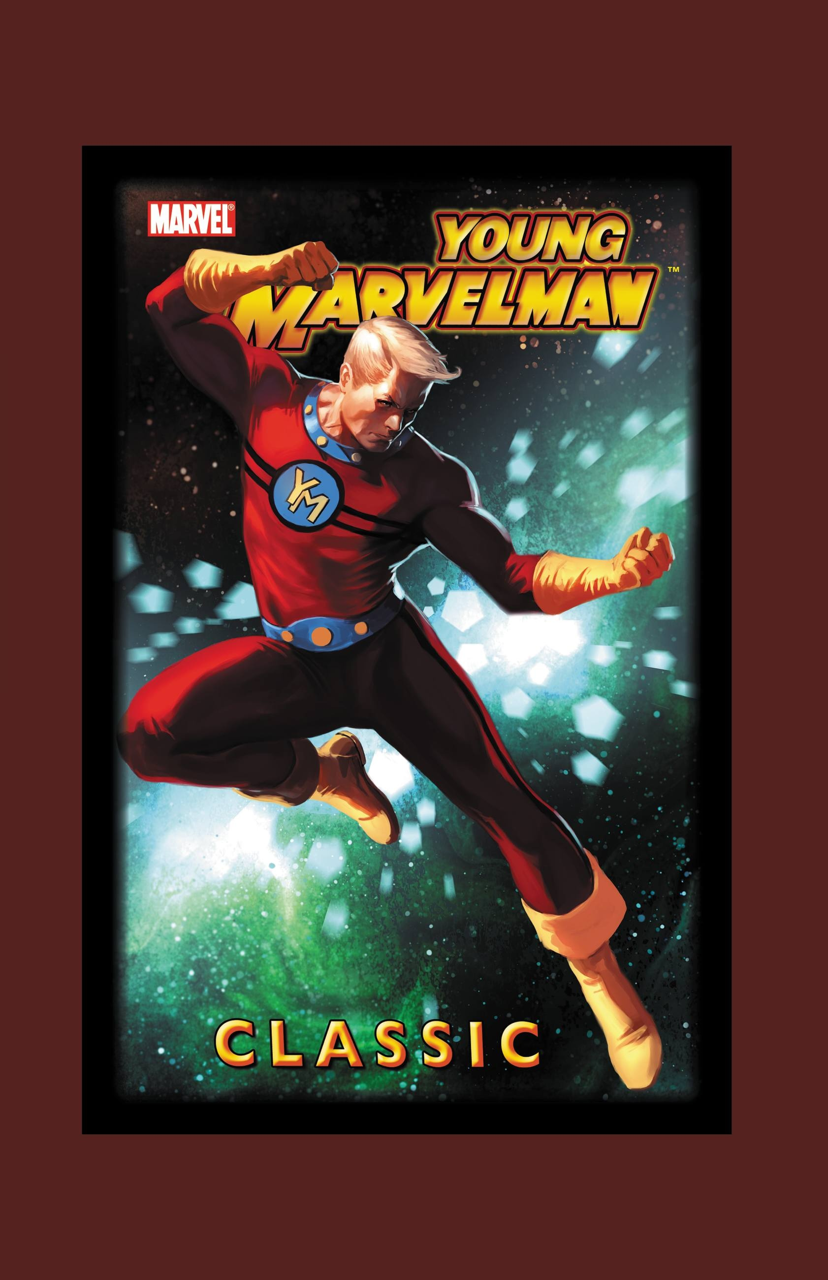 Young Marvelman Classic - Volume 1 the thing classic volume 1