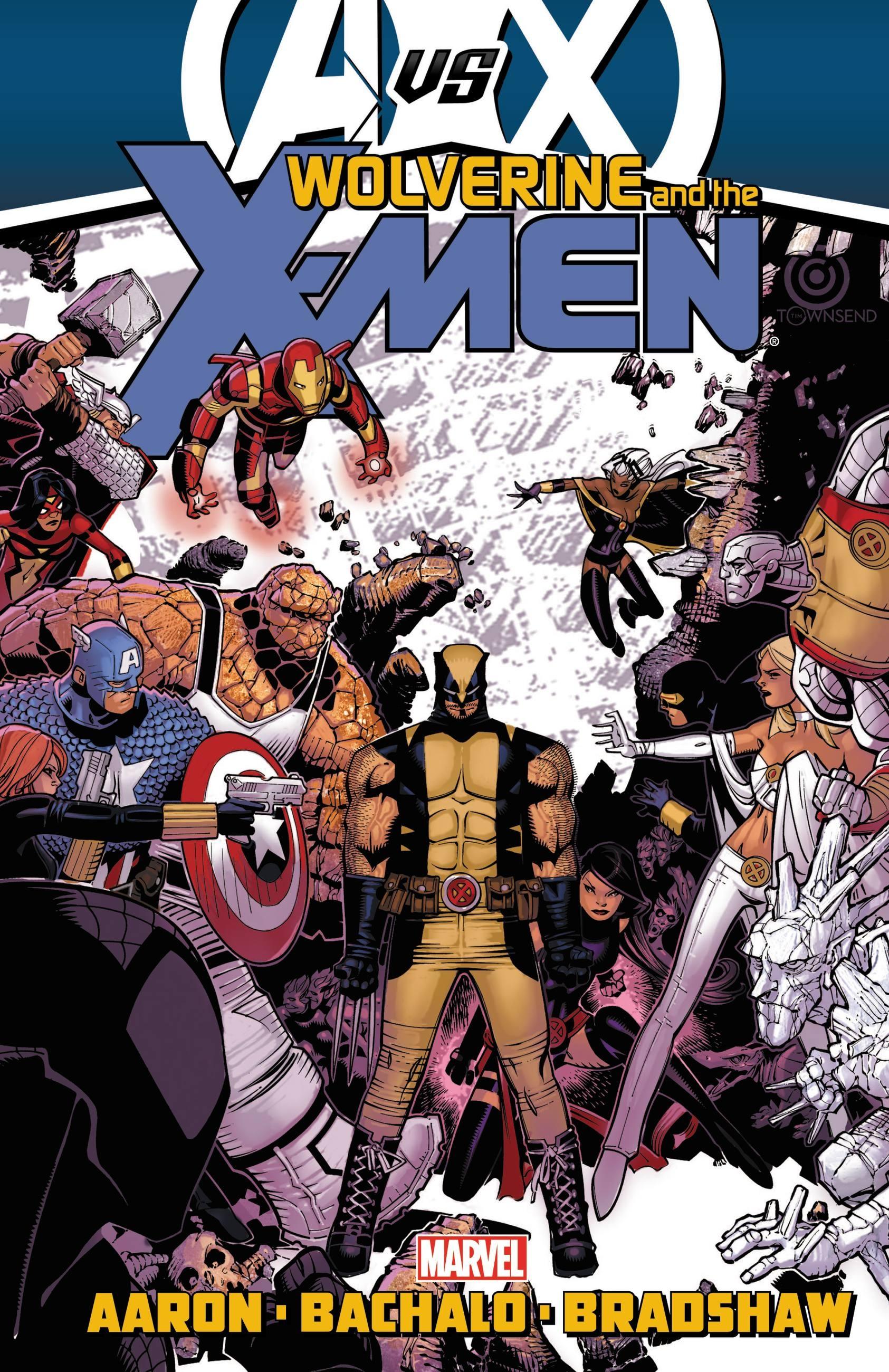 Wolverine & the X-Men by Jason Aaron - Volume 3 wolverine and the x men volume 2 death of wolverine