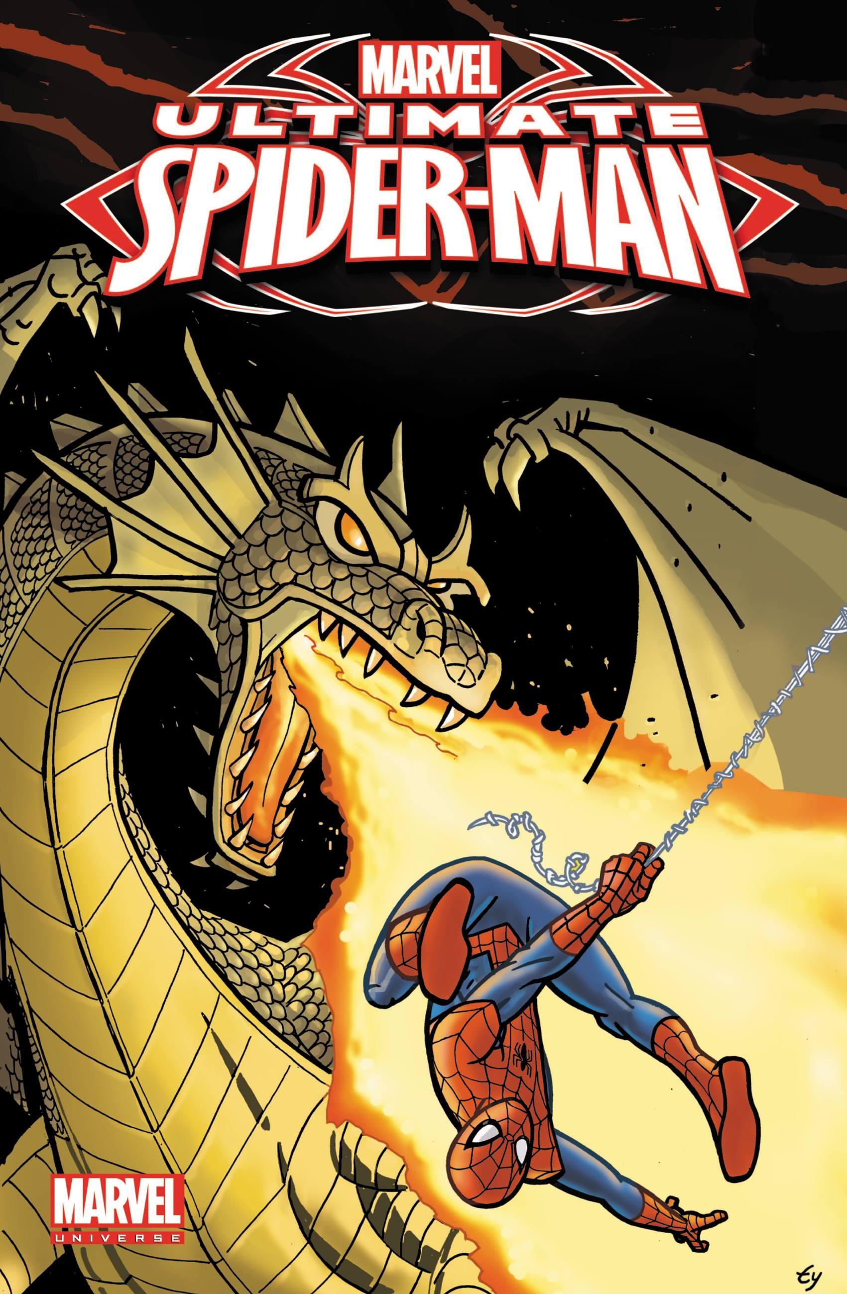 Marvel Universe Ultimate Spider-Man - Volume 2 marvel universe by chris claremont omnibus