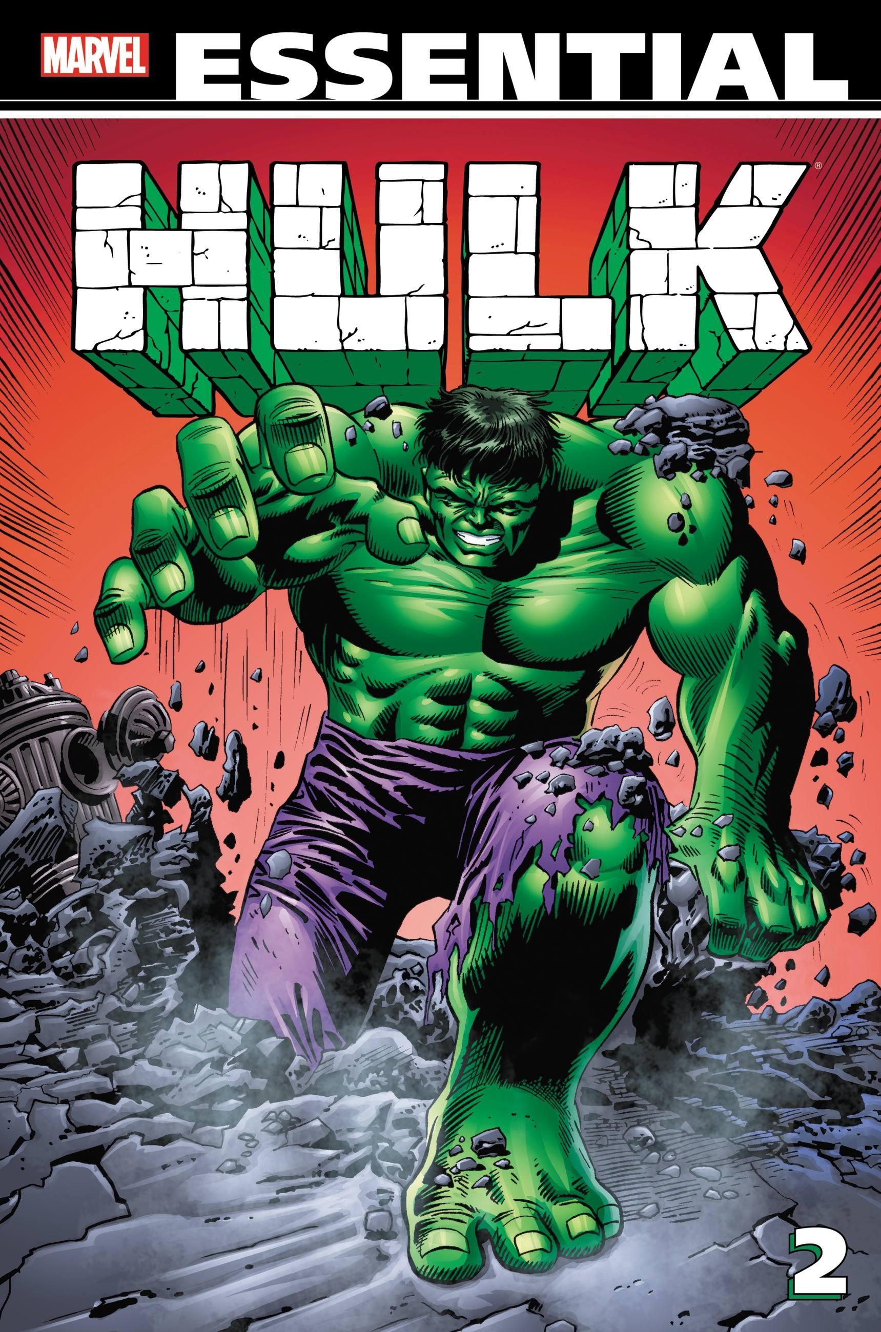 Essential Hulk Volume 2 social housing in glasgow volume 2