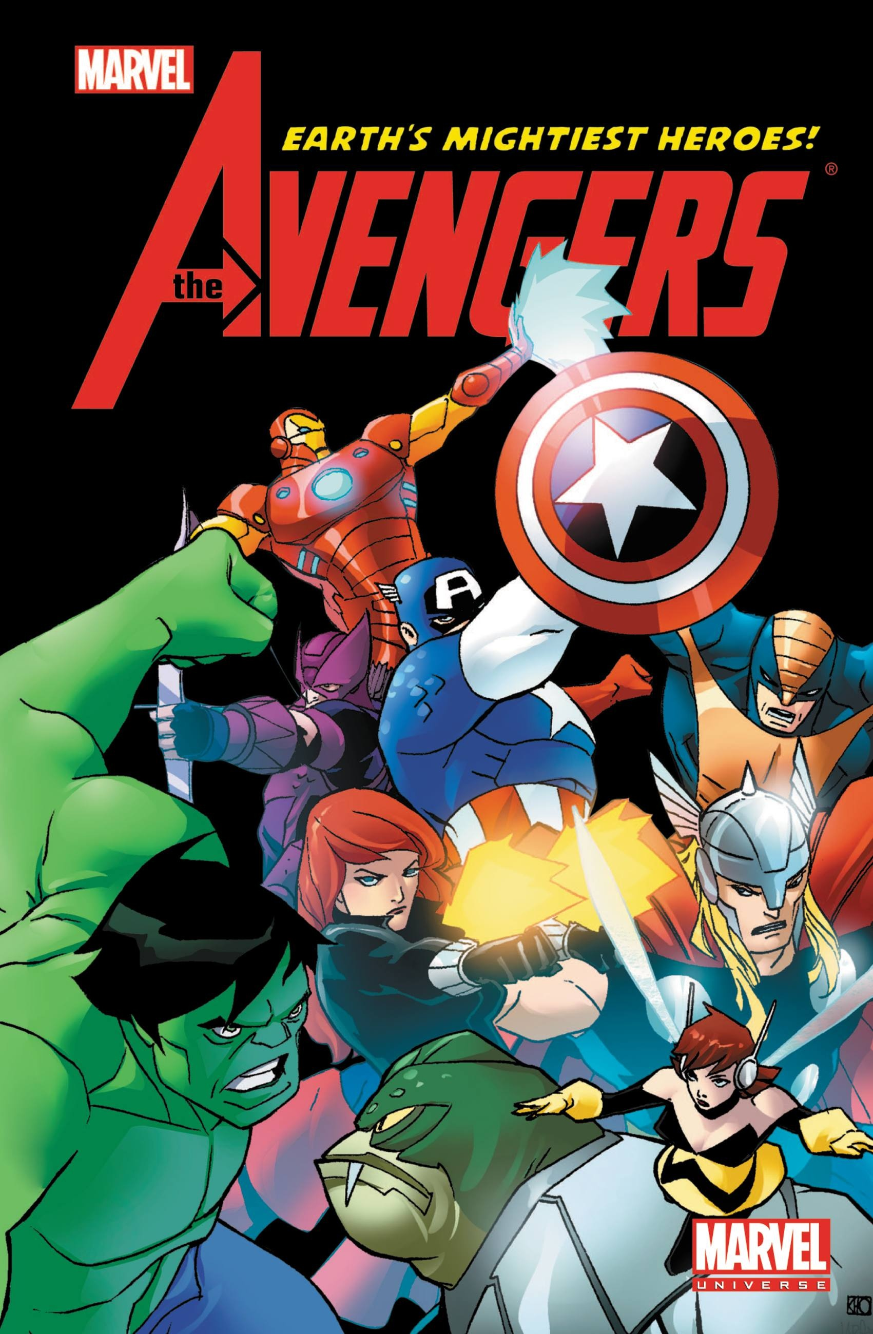 Marvel Universe Avengers Earth's Mightiest Heroes - Volume 2 marvel universe by chris claremont omnibus