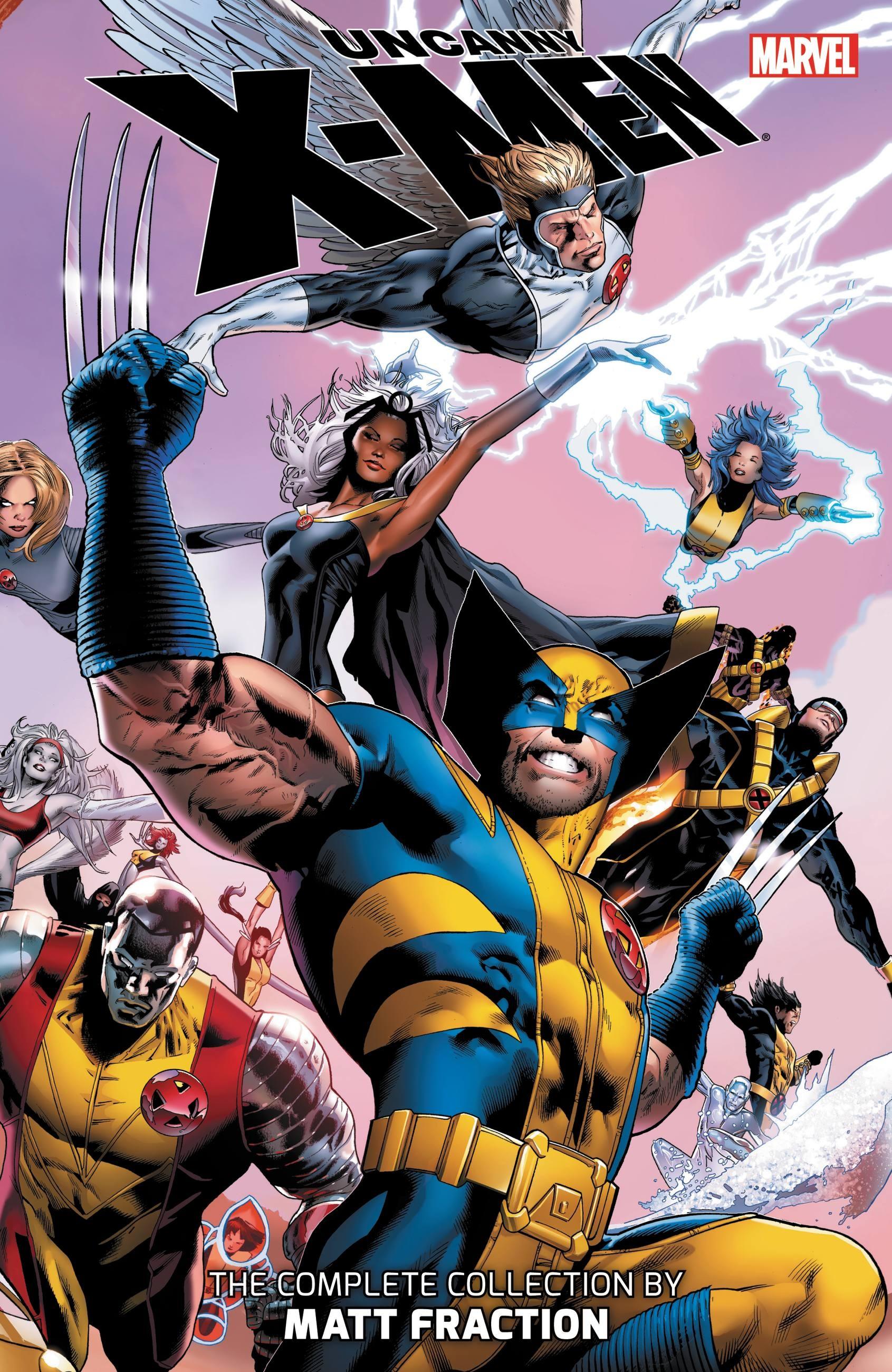 Uncanny X-Men uncanny stories