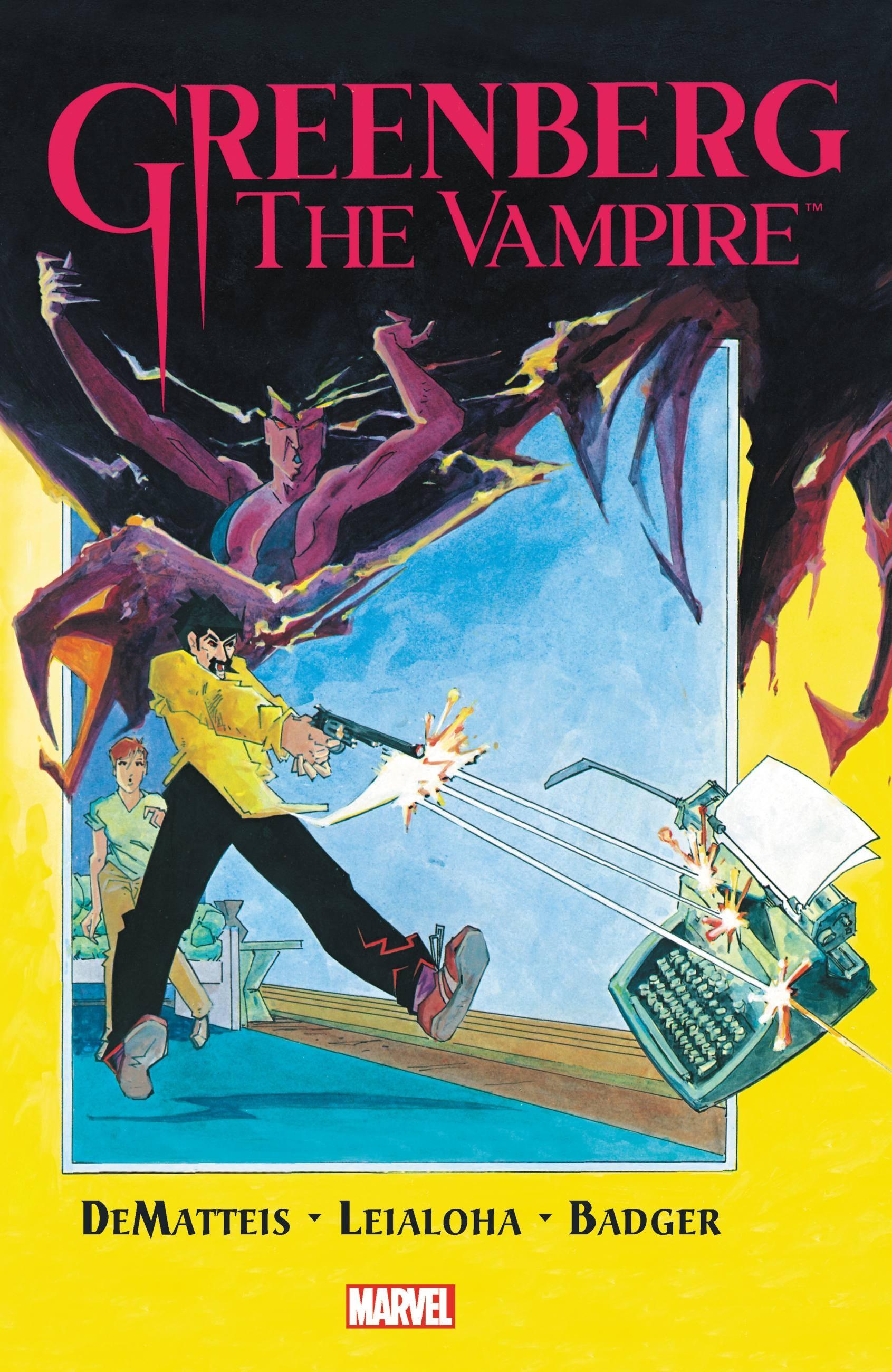 Greenberg the Vampire the vampire files volume two