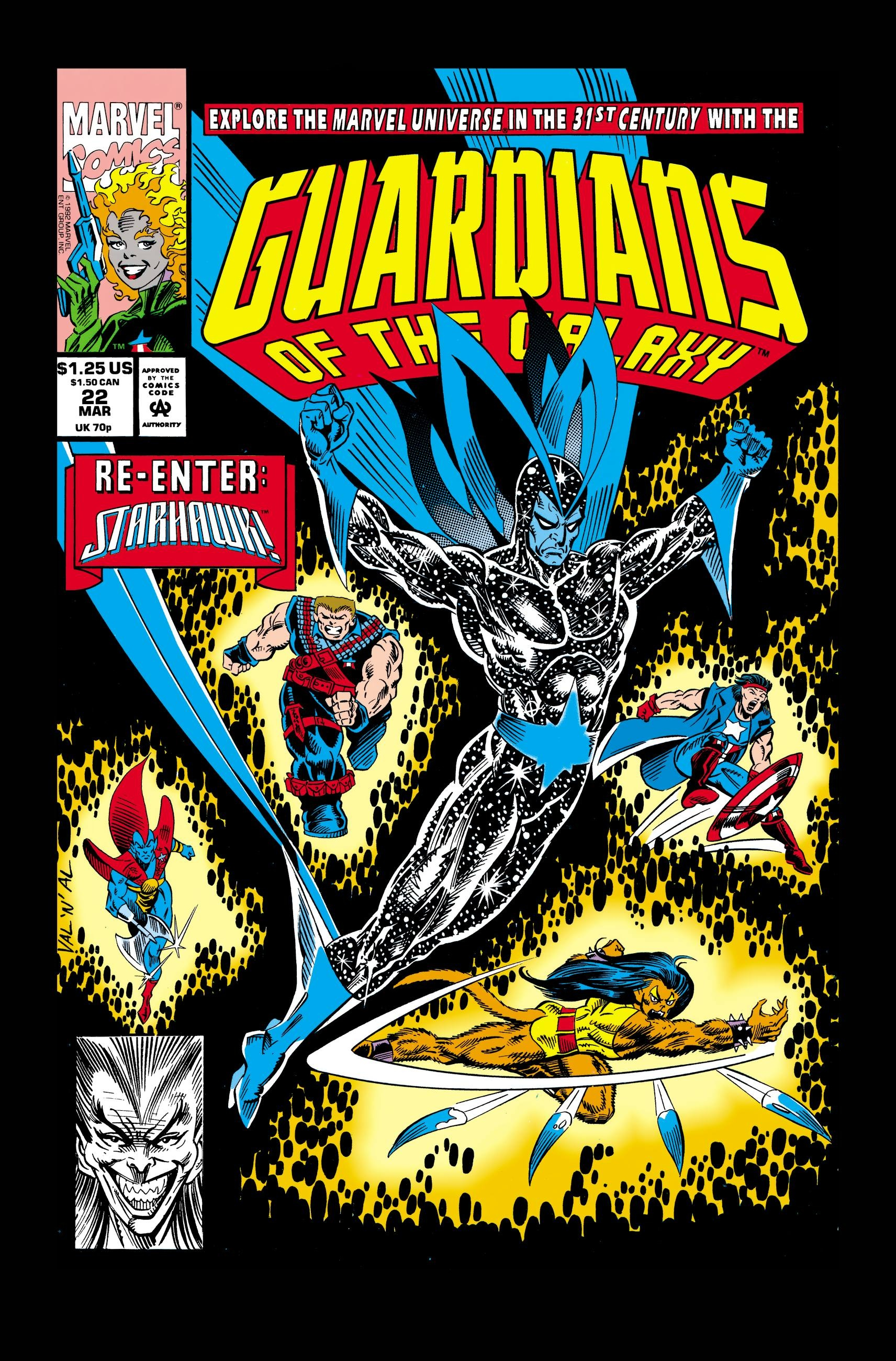 Guardians of the Galaxy by Jim Valentino Vol. 3 marvel comics guardians of the galaxy vol 4