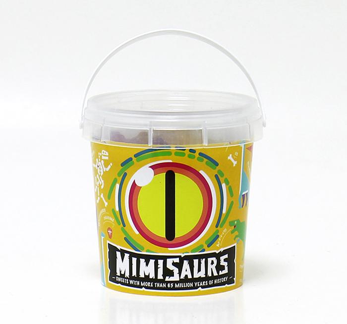 Вкусная помощь Ми-ми лад Мимизавры жевательный мармелад, 100 г вкусная помощь ми ми лад зверята обезьяна жевательный мармелад 120 г