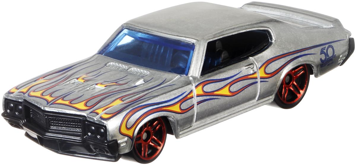 Hot Wheels Трековые машинки Юбилейные тематические машинки 70 Buick