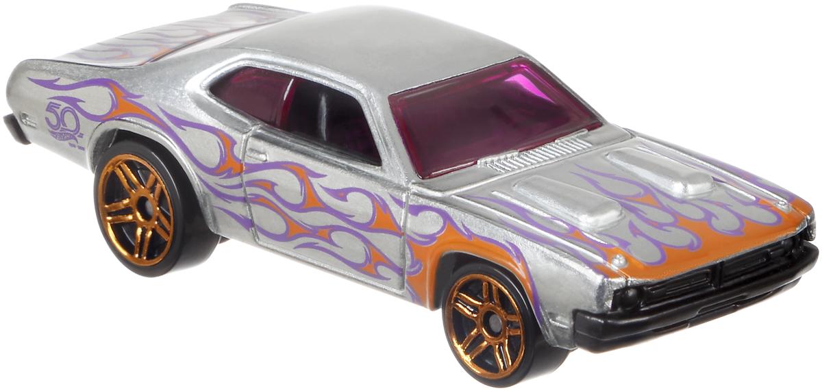 Hot Wheels Трековые машинки Юбилейные тематические машинки 71 Dodge Demon