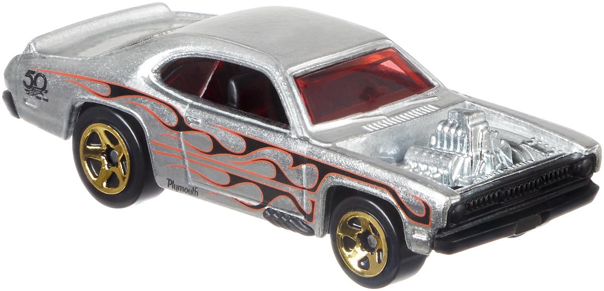 Hot Wheels Трековые машинки Юбилейные тематические машинки Plymouth Duster Thruster