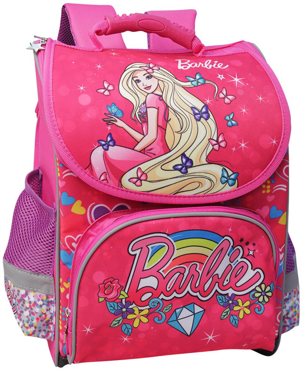 Mattel Ранец школьный Premium box Barbie ранец kite kite ранец школьный 529 каркасный speed