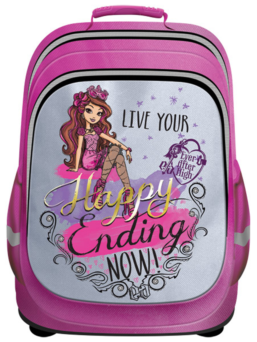 Mattel Школьный рюкзак Nice Bag Ever After High makeup organizer travel bag women cosmetic bags summer dumpling clutch women packages waterproof cosmetic bag handbag
