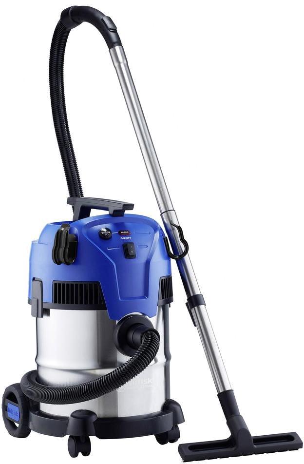 Пылеводосос Nilfisk MULTI II 22 INOX EU, цвет: синий, серебристый