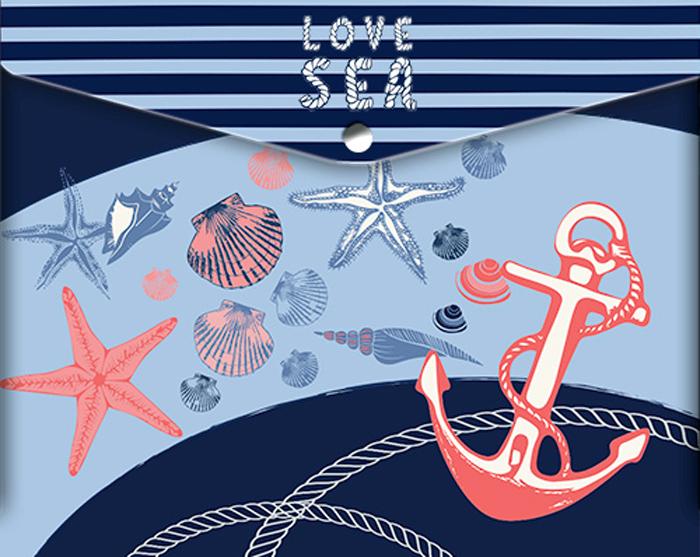 Limpopo Папка для тетрадей Love Sea