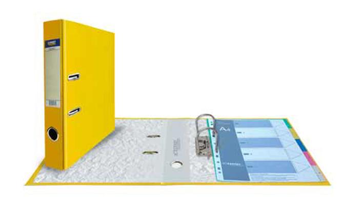 Expert Complete Папка-регистратор Classic формат А4 2518725187Папка-регистратор формата А4 Expert Complete Classic. Изготовлена из плотного картона толщиной 2 мм, обеспечивающего жёсткость и правильную геометрию изделия. Обложка из PVC покрытия надежно защищает папку от износа при интенсивной работе. 16 цветов. Корешок шириной 50 мм оснащен торцевым карманом и сменной картонной вложкой для маркировки. Несъемный арочный механизм. Итальянская хромированная фурнитура, не подверженная коррозии. Специальные прорези фиксируют папку в закрытом положении, предохраняя от непроизвольного открывания. Кольцо-захват на торце папки для удобства извлечения с полки. Поле для записей на форзаце. Вмещает до 350 листов стандартной плотности