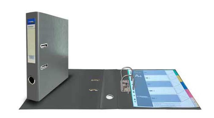 Expert Complete Папка-регистратор Premium формат А4 251880251880Папка-регистратор формата А4 Expert Complete Premium. Изготовлена из плотного картона толщиной 2 мм, обеспечивающего жёсткость и правильную геометрию изделия. Обложка и форзац из PVC покрытия надежно защищает папку от износа при интенсивной работе. 15 цветов. Корешок шириной 50 мм оснащен торцевым карманом и сменной картонной вложкой для маркировки. Несъемный арочный механизм. Итальянская хромированная фурнитура, не подверженная коррозии. Специальные прорези фиксируют папку в закрытом положении, предохраняя от непроизвольного открывания. Кольцо-захват на торце папки для удобства извлечения с полки. Вмещает до 350 листов стандартной плотности.