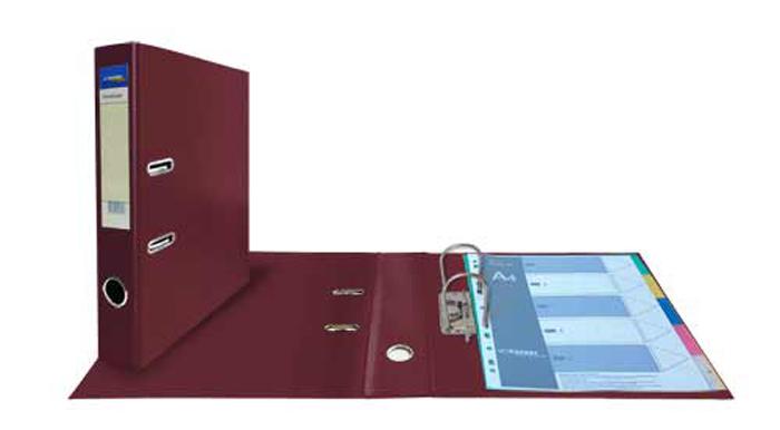 Expert Complete Папка-регистратор Premium формат А4 251885251885Папка-регистратор формата А4 Expert Complete Premium. Изготовлена из плотного картона толщиной 2 мм, обеспечивающего жёсткость и правильную геометрию изделия. Обложка и форзац из PVC покрытия надежно защищает папку от износа при интенсивной работе. 15 цветов. Корешок шириной 50 мм оснащен торцевым карманом и сменной картонной вложкой для маркировки. Несъемный арочный механизм. Итальянская хромированная фурнитура, не подверженная коррозии. Специальные прорези фиксируют папку в закрытом положении, предохраняя от непроизвольного открывания. Кольцо-захват на торце папки для удобства извлечения с полки. Вмещает до 350 листов стандартной плотности.