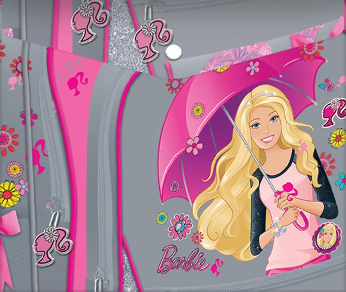 Mattel Папка-конверт на кнопке Barbie формат А5+ 42533911 mattel ever after high dvj20 отважные принцессы холли о хэир