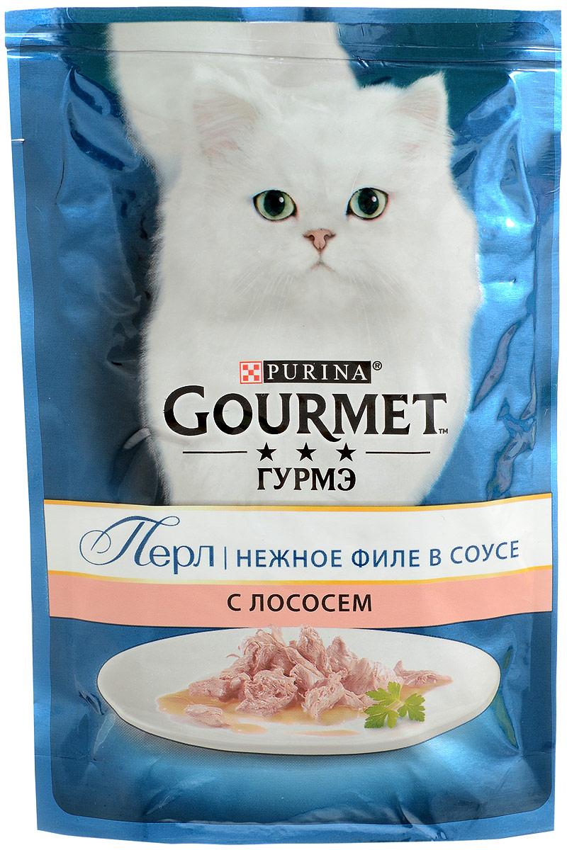 Консервы для кошек Gourmet Perle, мини-филе с лососем, 85 г12222480Ваша кошка - настоящий гурман, и порой ей сложно угодить. Корм GourmetPerle - это изысканное угощение спревосходным вкусом, которым ваша кошка будет наслаждаться каждый день.Ваш гурман оценит нежнейшиекусочки с мясом или рыбой, приготовленные в аппетитном соусе. Корм Gourmet Perle - изысканное угощение на каждый день. Рекомендации по кормлению:Суточная норма: 3-4 пакетика в день для взрослой кошки (средний вес 4 кг), вдва приема. Данная суточная норма рассчитана для умеренно активных взрослых кошек,живущих в условиях нормальнойтемпературы окружающей среды. В зависимости от индивидуальныхпотребностей кошки норма кормления можетбыть скорректирована для поддержания нормального веса вашей кошки. Подавайте корм комнатной температуры. Следите, чтобы у вашей кошки всегдабыла чистая, свежая питьеваявода. Условия хранения:Закрытый пакетик хранить в сухом прохладном месте. После открытия продуктхранить в холодильнике максимум24 часа. Состав: мясо и продукты переработки мяса, экстракт растительного белка, рыбаи продукты переработки рыбы (втом числе лосось 4%), минеральные вещества, сахара, витамины, красители. Гарантируемые показатели: влажность 79,0%, белок 14.0%, жир 2,5%, сырая зола2,2%, сырая клетчатка 0,5% Добавленные вещества: МЕ/кг: витамин A: 800; витамин D3: 120; витамин Е: 18;мг/кг: железо: 9; йод: 0,2; медь: 0,8;марганец: 1,8; цинк: 15. Вес: 85 г.Товар сертифицирован.Уважаемые клиенты! Обращаем ваше внимание на то, что упаковка может иметь несколько видов дизайна. Поставка осуществляется в зависимости от наличия на складе.
