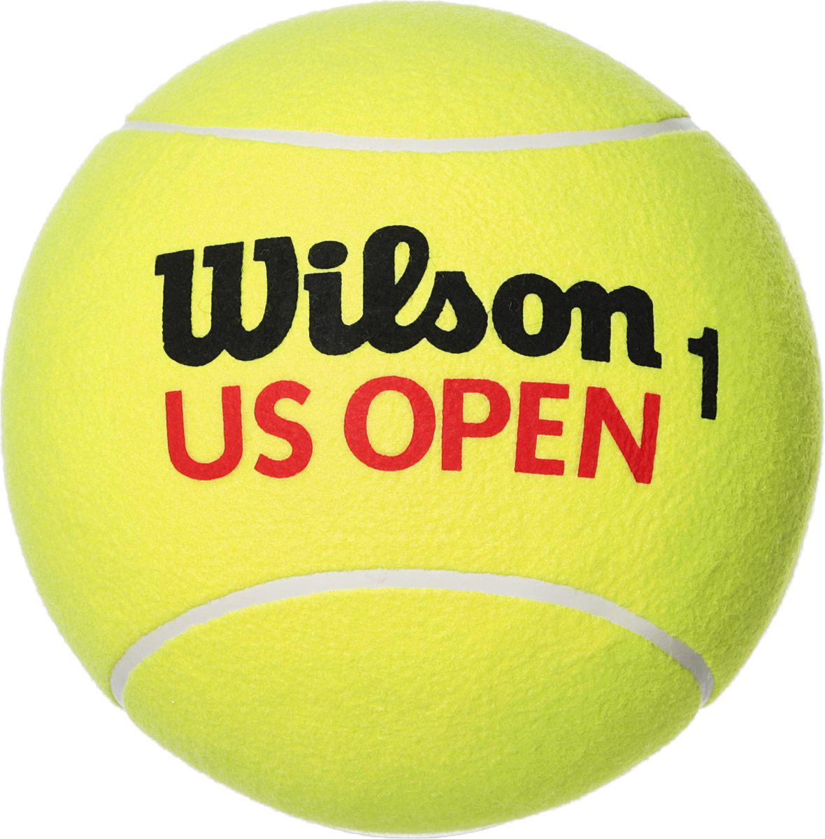 Мяч теннисный для автографа Wilson Us Open 9 Inch Jumbo 7 inch and 9 inch 2pcs frosted crystal singing bowls