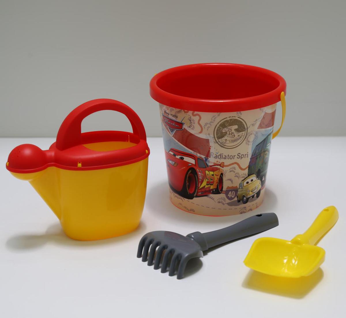 Disney / Pixar Набор игрушек для песочницы Тачки №17 полесье набор для песочницы 469