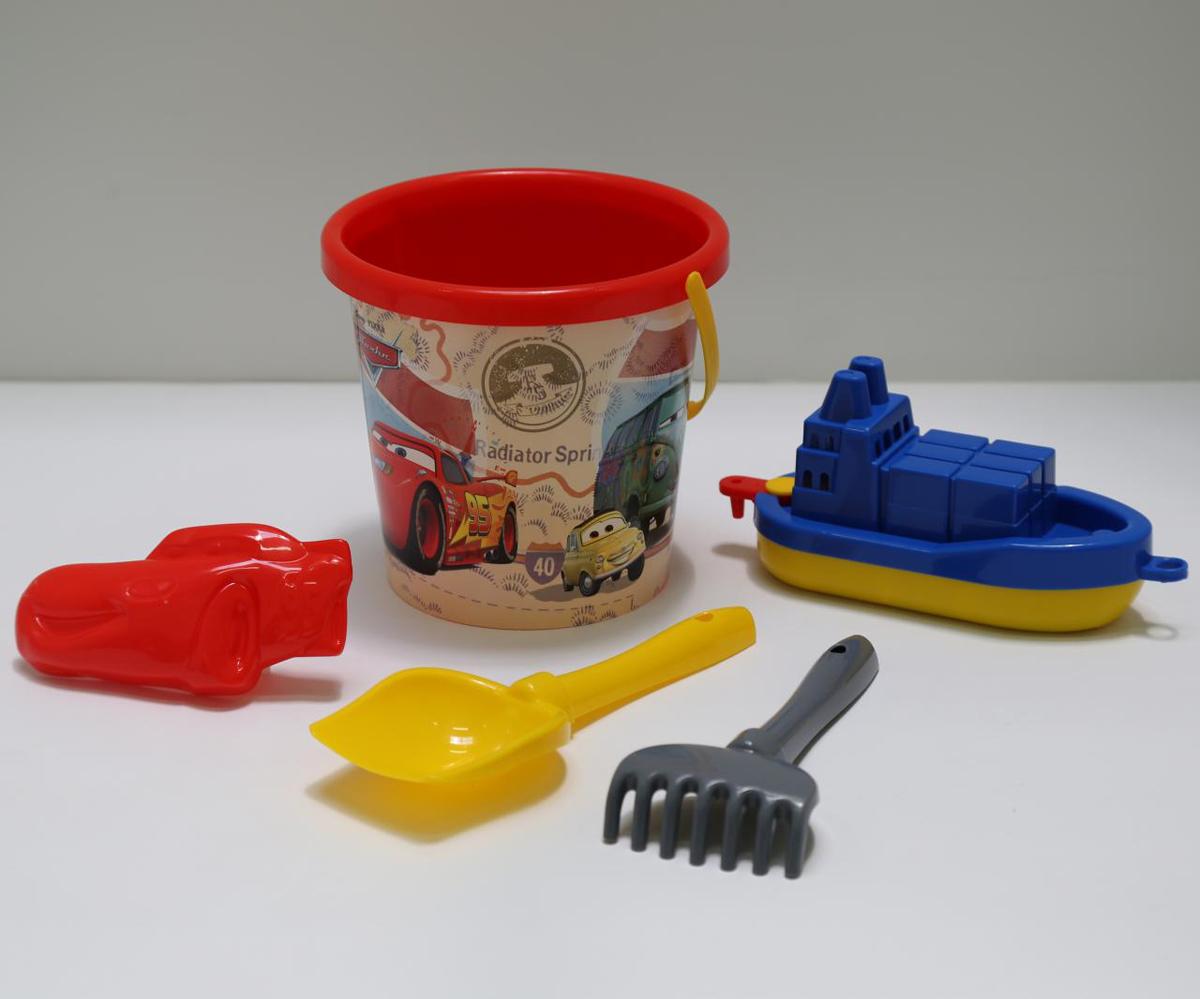 Disney / Pixar Набор игрушек для песочницы Тачки №18 полесье набор для песочницы 469
