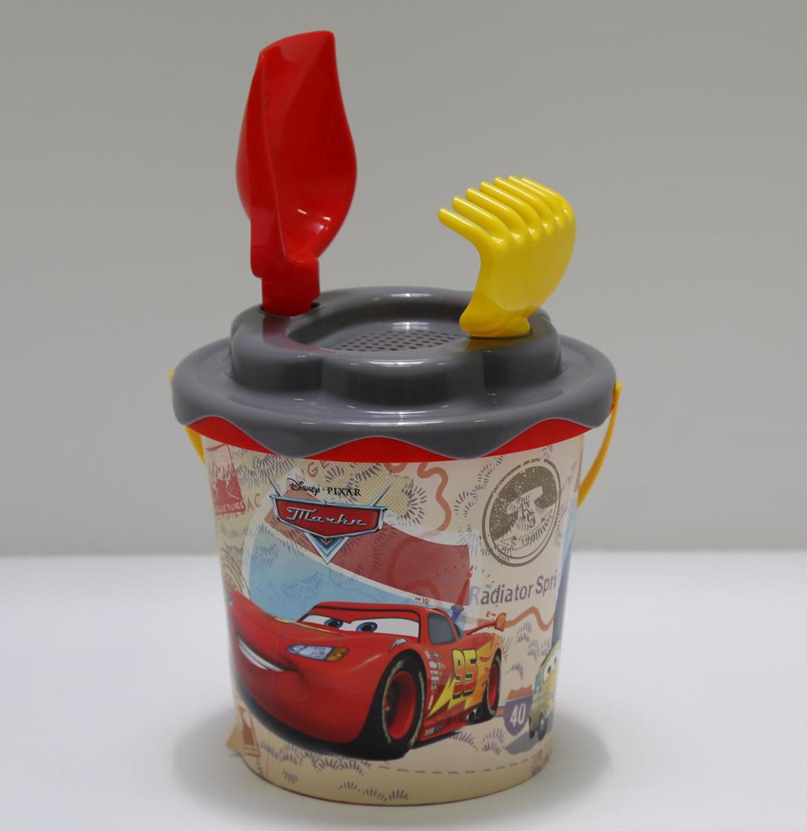 Disney / Pixar Набор игрушек для песочницы Тачки №19 полесье набор для песочницы 469