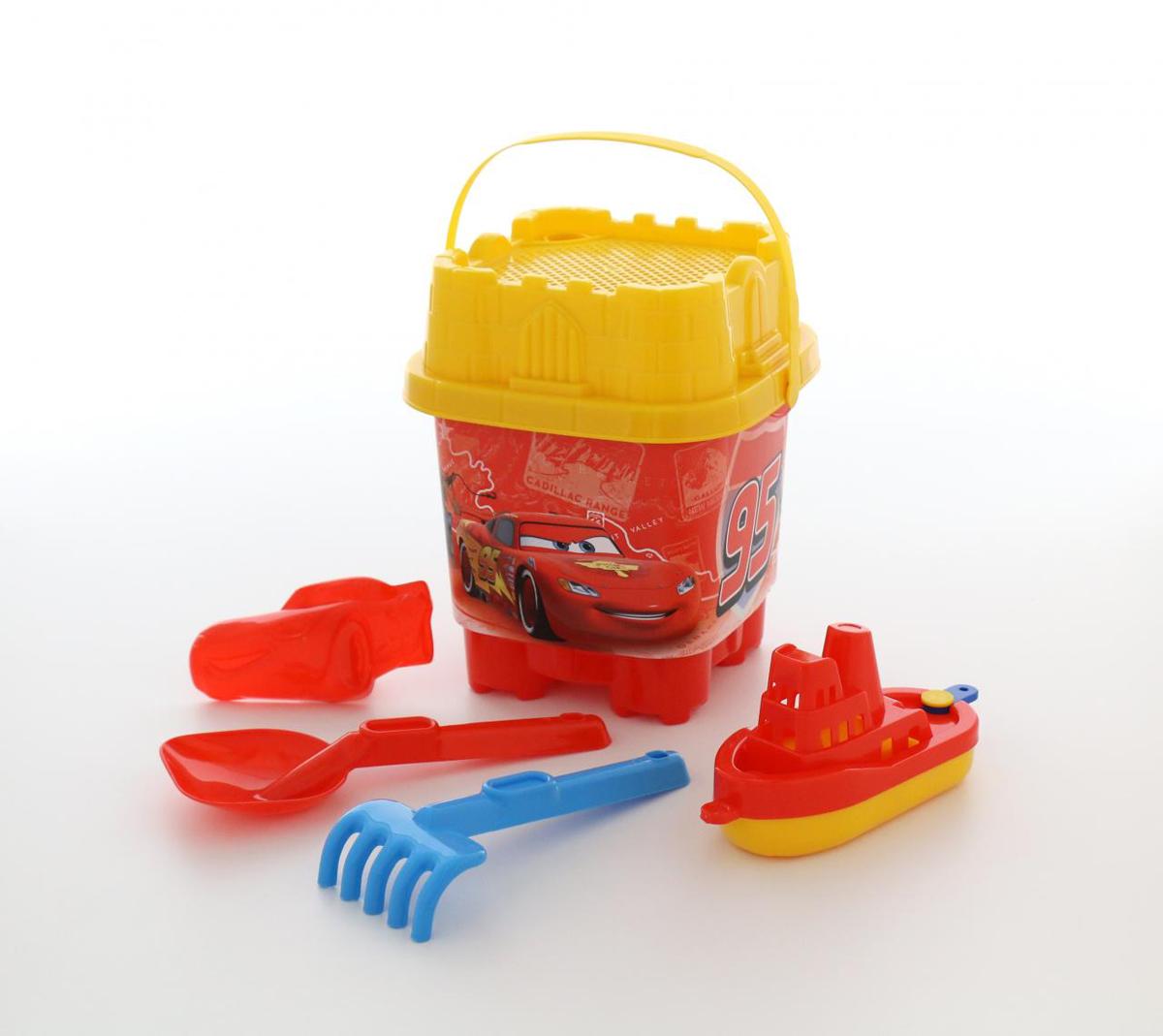 Disney / Pixar Набор игрушек для песочницы Тачки №32 полесье набор для песочницы 469