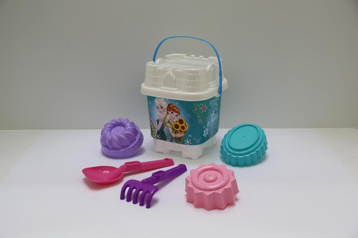 Disney Набор игрушек для песочницы Холодное сердце №17 полесье набор для песочницы 469