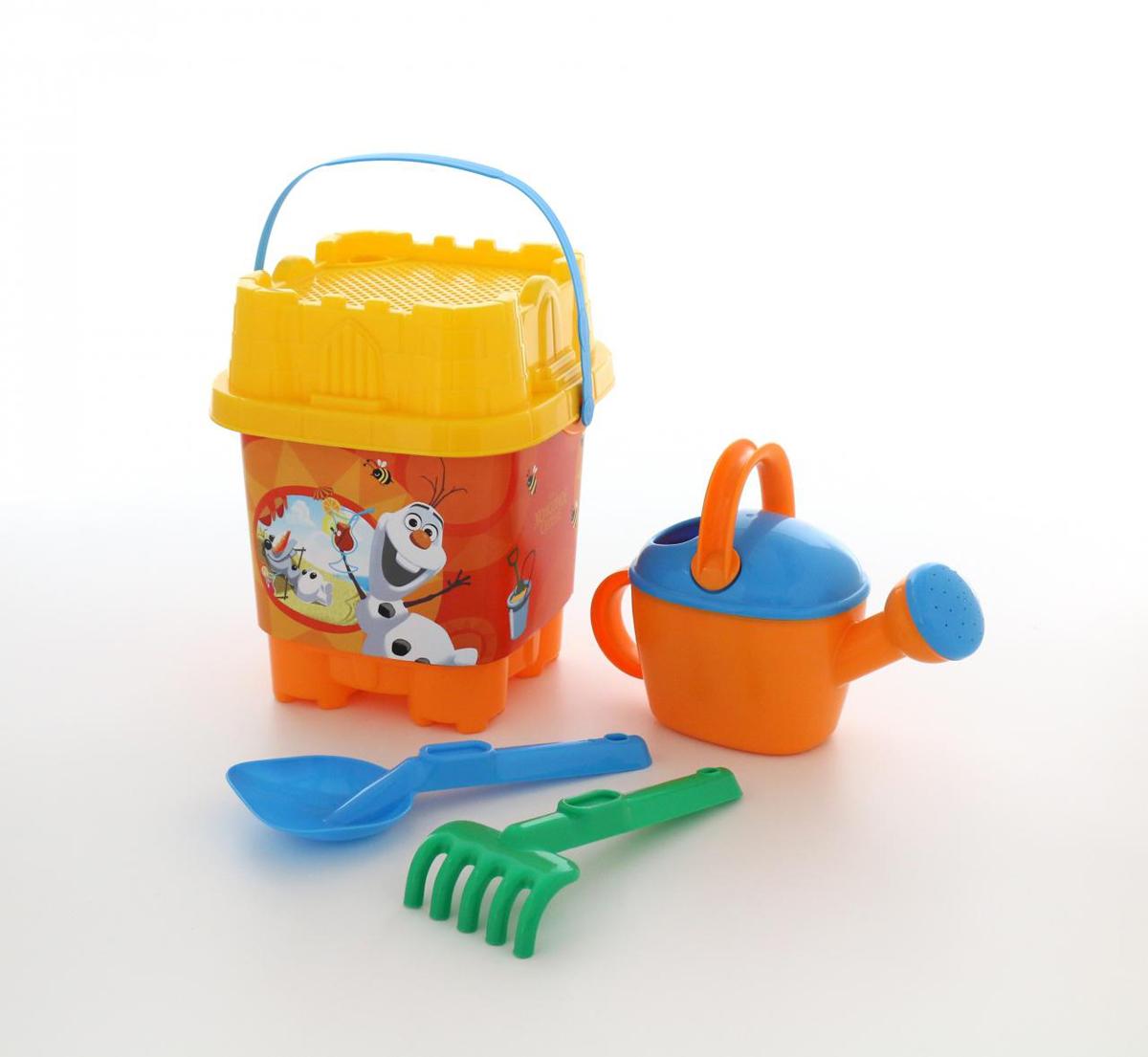Disney Набор игрушек для песочницы Холодное сердце №18