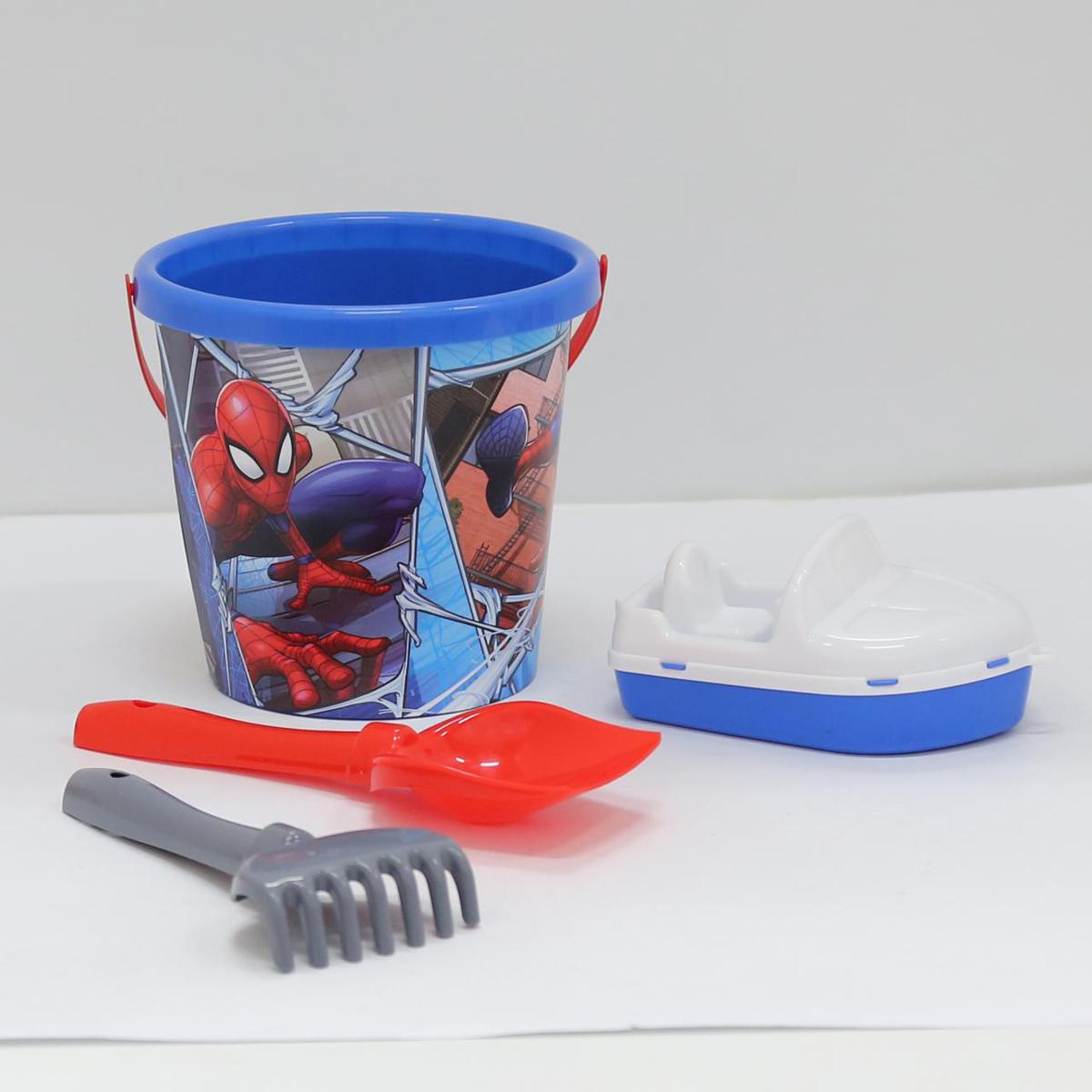 Marvel Набор игрушек для песочницы Набор Marvel Человек-Паук №10
