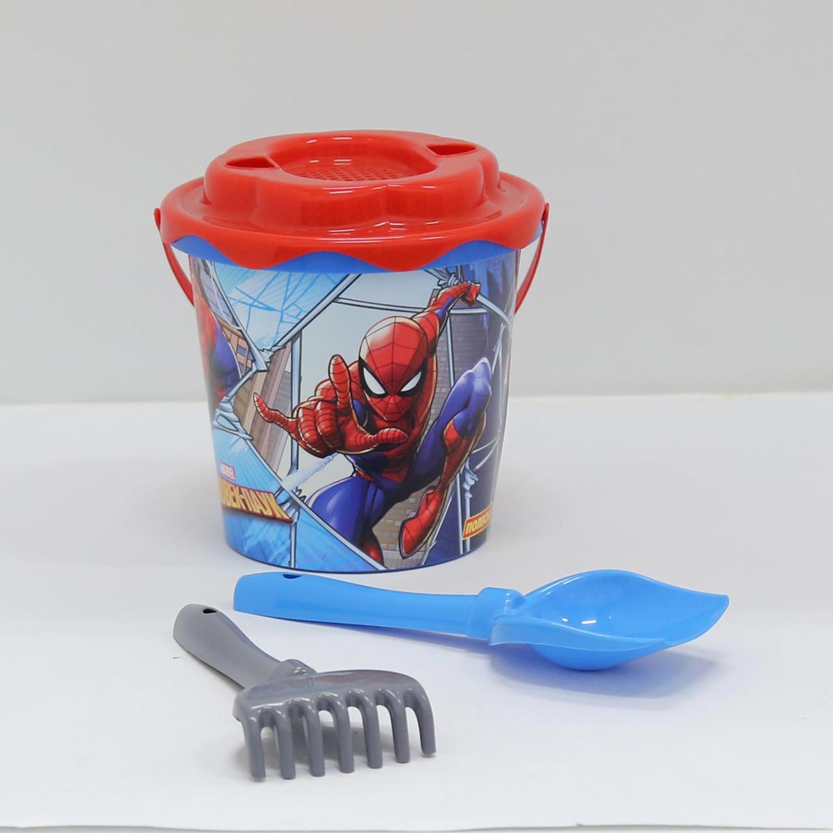 Marvel Набор игрушек для песочницы Набор Marvel Человек-Паук №11
