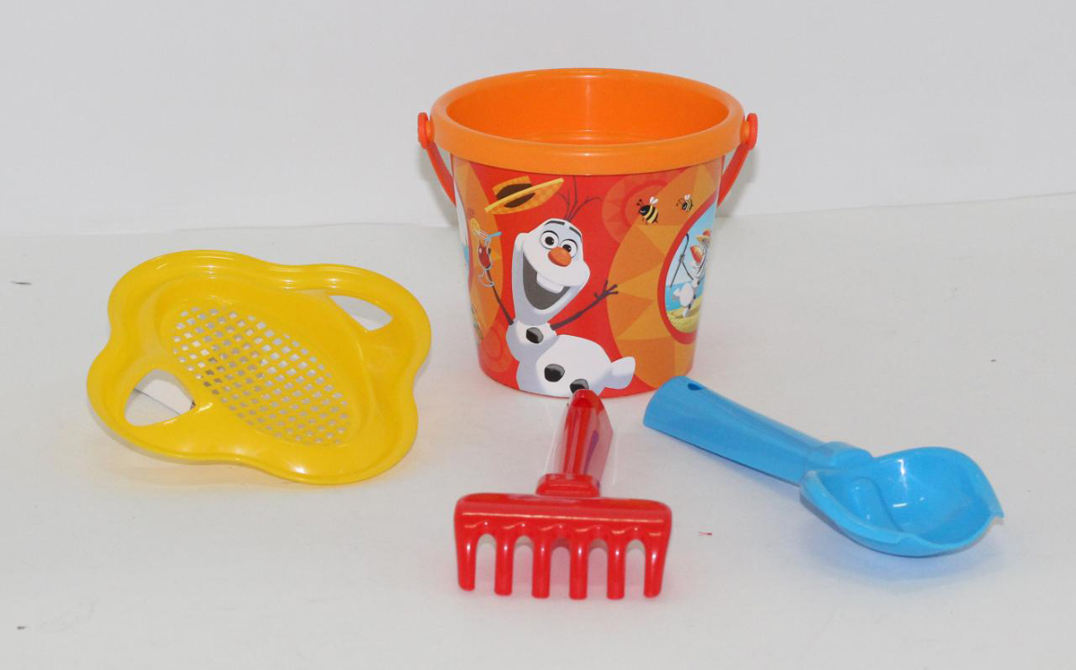 Disney Набор игрушек для песочницы Холодное сердце №2 полесье набор для песочницы 469