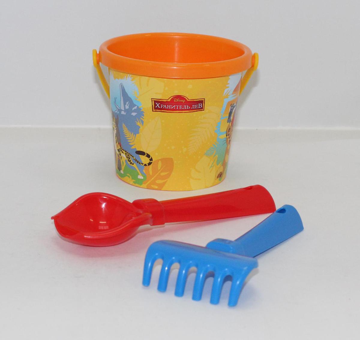 Disney Набор игрушек для песочницы Хранитель Лев №1 полесье набор для песочницы 469