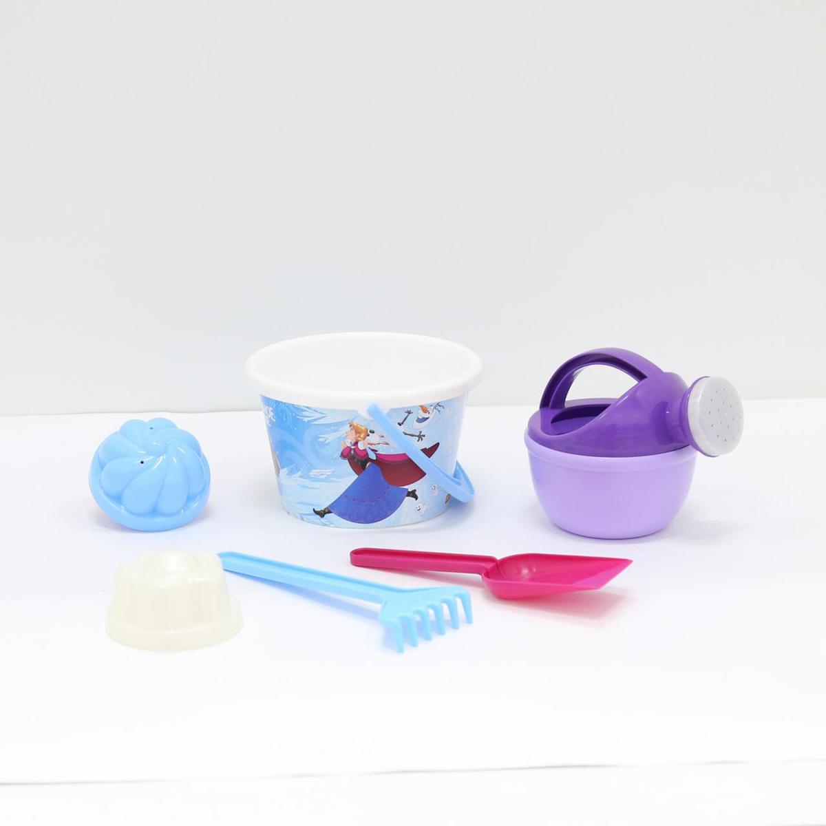 Disney Набор игрушек для песочницы Холодное сердце №8 полесье набор для песочницы 469