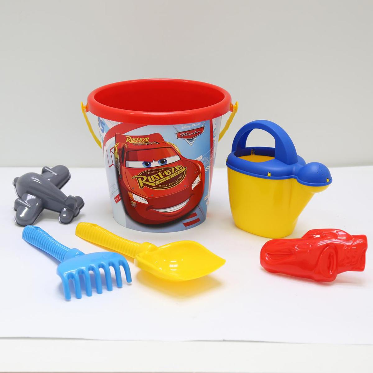 Disney / Pixar Набор игрушек для песочницы Тачки №25 полесье набор для песочницы 469