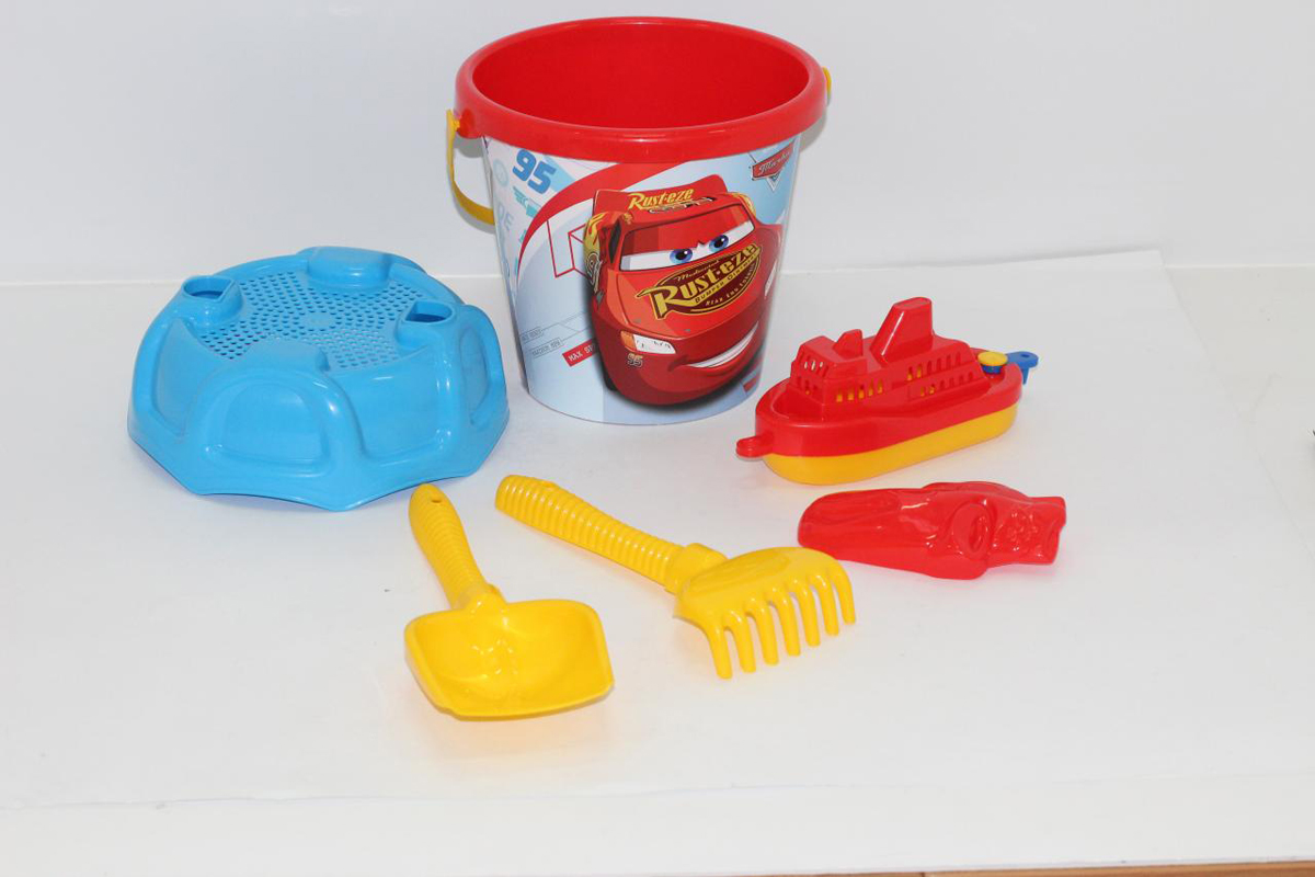 Disney / Pixar Набор игрушек для песочницы Тачки №26 полесье набор для песочницы 469