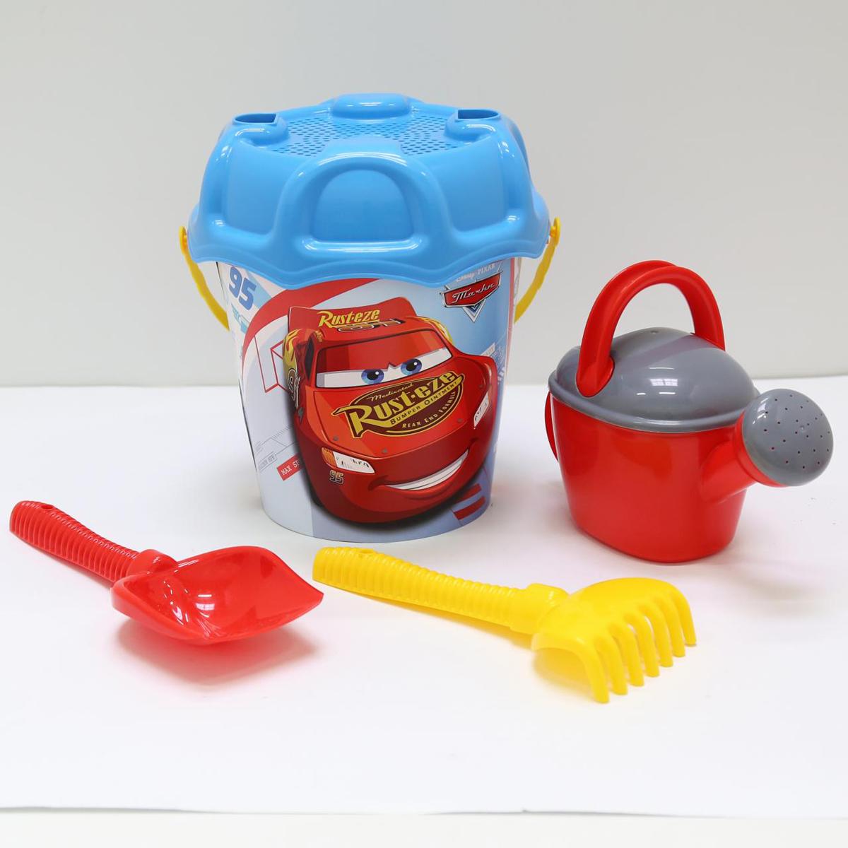 Disney / Pixar Набор игрушек для песочницы Тачки №27 полесье набор для песочницы 469