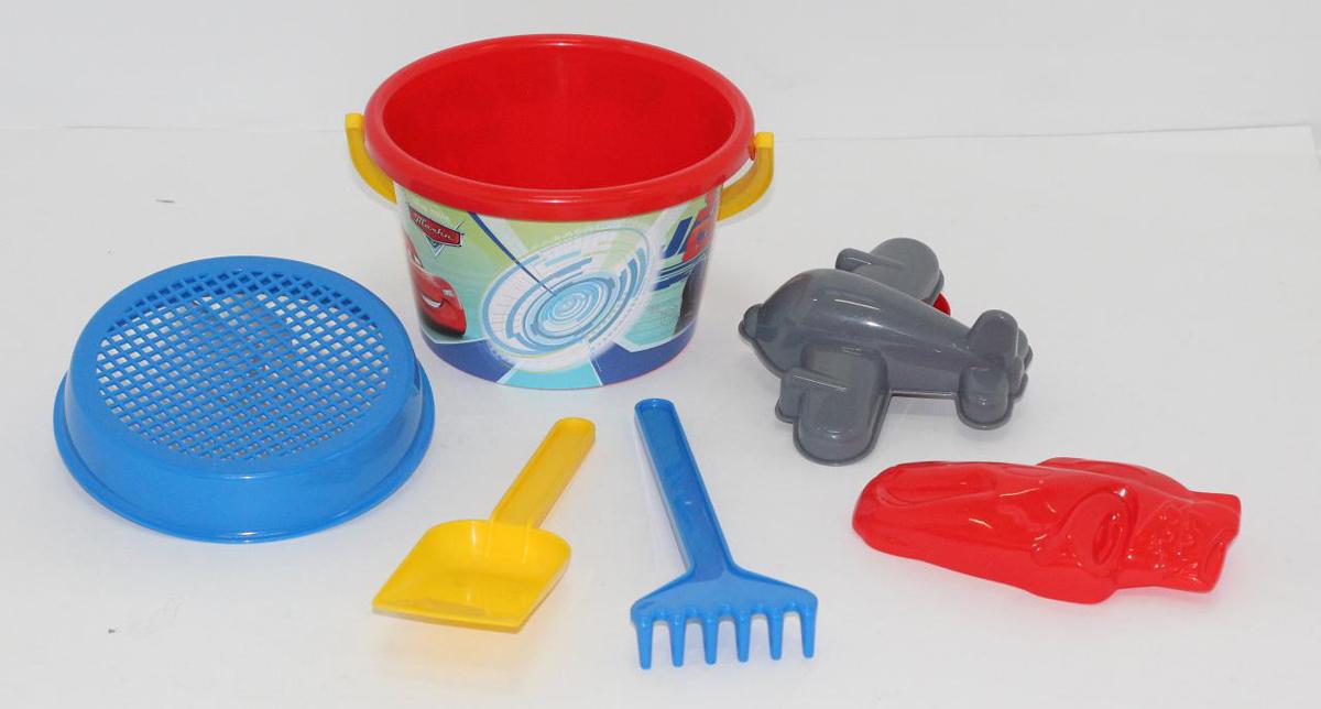 Disney / Pixar Набор игрушек для песочницы Тачки №11 полесье набор для песочницы 469