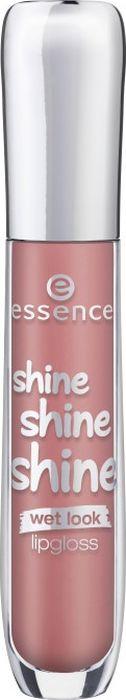 Essence Блеск для губ Shine shine shine lipgloss dress up your lips!, розовый нюд т.10, 5 мл22051Еssence представляет блески для губ shine shine shine с эффектом экстремального сияния. Нежная гелевая текстура равномерно распределяется на губах, придает им зеркальный глянец и модный «влажный» эффект. В палитре представлены оттенки на любой вкус: нежные нюдовые, насыщенные яркие и самые заманчивые – блески с призматическим эффектом.
