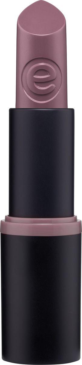 Essence Губная помада ultra last instant colour lipstick so un-grey-tful, розовато-лиловый т.05, 3,5 г224455Кремовая текстура этой ультрастойкой помады обеспечивает плотное равномерное покрытие. Продукт не сушит губы и оставляет ощущение легкости.