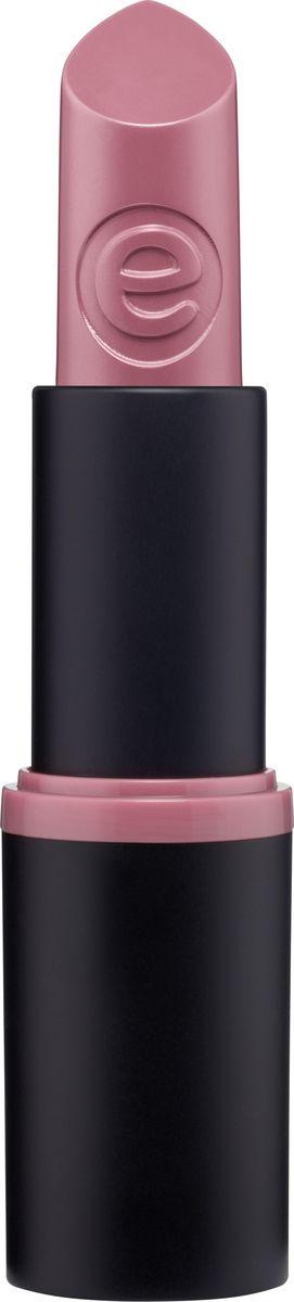 Essence Губная помада ultra last instant colour lipstick eternal beauty, розовый антик т.08, 3,5 г224458Кремовая текстура этой ультрастойкой помады обеспечивает плотное равномерное покрытие. Продукт не сушит губы и оставляет ощущение легкости.