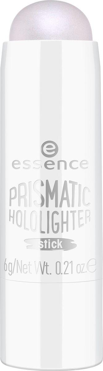 Essence Хайлайтер prismatic hololighter stick, 10 be unique be a unicorn т.10, 6 г225276Хайлайтер в удобной форме стика, насыщенный светоотражающими частичками, подарит твоим скулам волшебное голографическое сияние.
