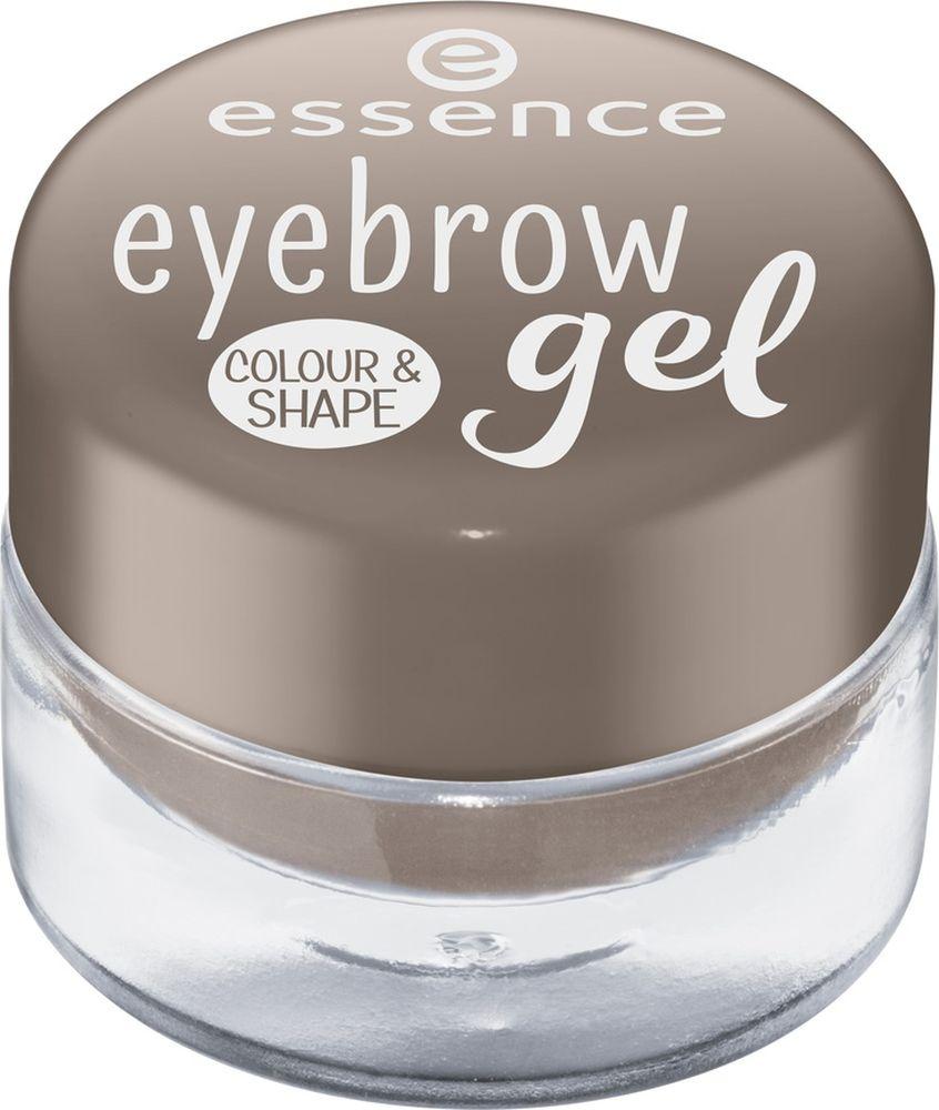 Essence Гель для бровей eyebrow gel colour & shape, 02 blonde, 3 г226201Цвет и форма! Этот гель для бровей идеально фиксирует и подчеркивает брови, оставляя приятный пудровый финиш и обеспечивая стойкий результат. Теперь и в новом натуральном оттенке blonde.
