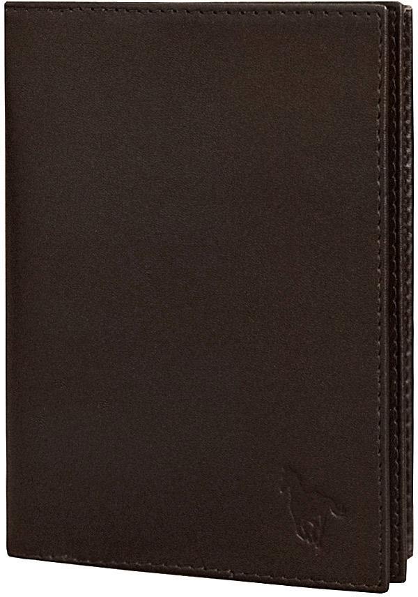 Бумажник водителя мужской Dimanche Пони, цвет: коричневый. 610Натуральная кожаЗащищает от бесконтактной кражи! В производстве изделия в качестве подкладки использован материал, блокирующий считываниеперсональных данных, которые хранятся на микрочипах RFID в паспорте, банковских картах и ID-картах. Бумажник выполнен из натуральнойкожи, внутри имеется 4 кармана для визиток/кредиток, карман для sim карты, вертикальный карман и специальное отделение для паспорта.Пластиковый блок для автодокументов. Упакован в подарочную картонную коробку.