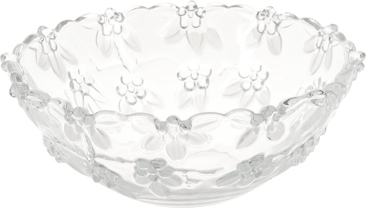 Салатник Isfahan Karen, диаметр 23 см810711Салатник Isfahan Karen, изготовленный из стекла, прекрасно подойдет для подачиразличных блюд: закусок, салатов или фруктов.Такое изделие из иранского боросиликатногостекла - новый тренд на рынке посуды. Оно легче хрусталя, но при этом выглядит достаточнохрустально: те же грани, узоры, преломление света, блики, прозрачность, плавность краев иустойчивость дна.Такой салатник украсит ваш праздничный или обеденный стол, аоригинальный дизайн придется по вкусу и ценителям классики, и тем, кто предпочитаетутонченность и изысканность. Посуду из иранского стекла можно мыть в посудомоечной машине.