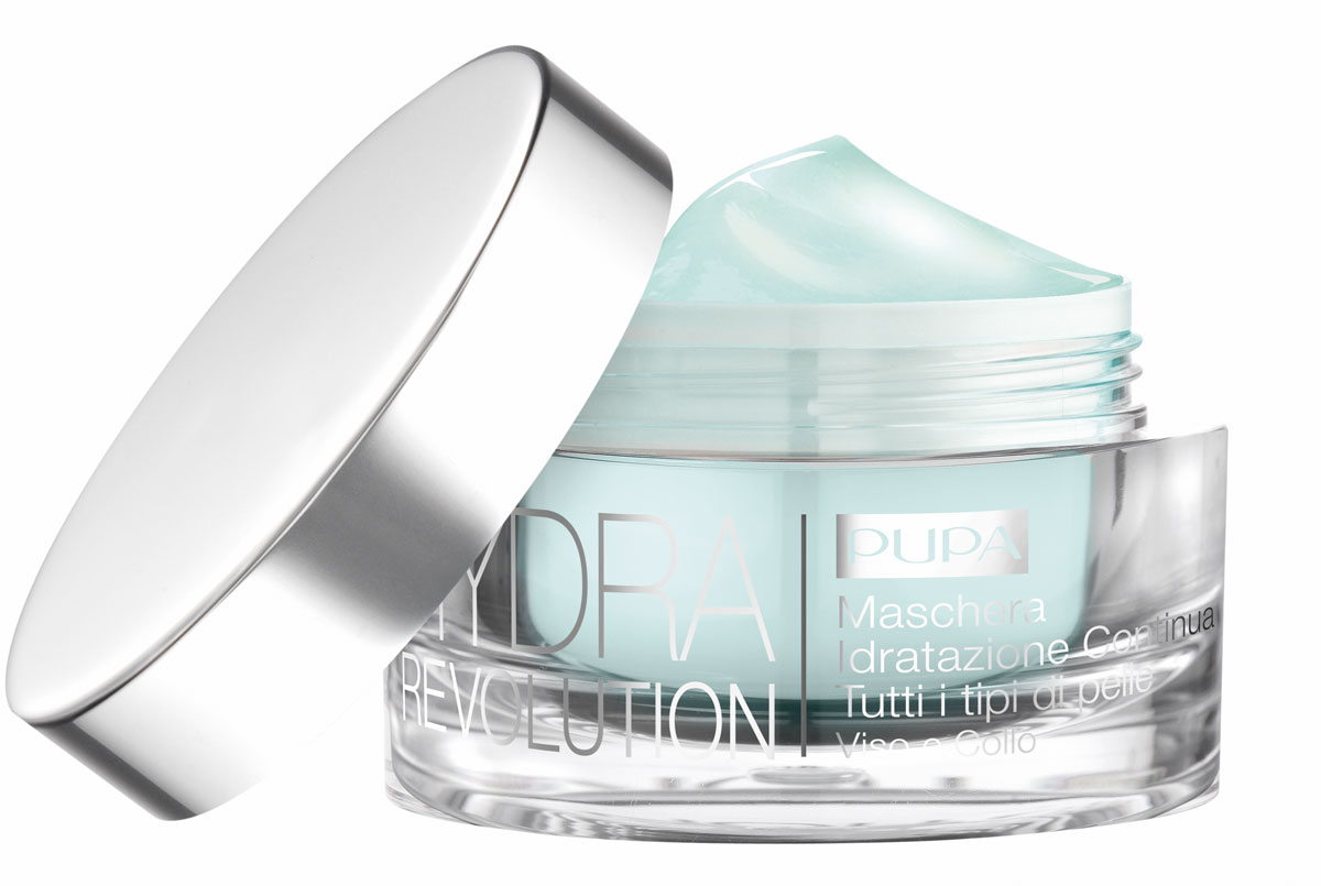 Pupa Увлажняющая маска для лица Continuous Hydration Mask, 50 мл0T2D03A001Ультра свежая консистенция геля на водной основе быстро проникает в поры кожи для интенсивного и длительного увлажнения на разных слоях эпидермиса. Кожа выглядит отдохнувшей с свежим, здоровым сиянием. Формула обогащена натуральными аминокислотами для полноценного увлажнения на всех слоях эпидермиса. Не нужно смывать.