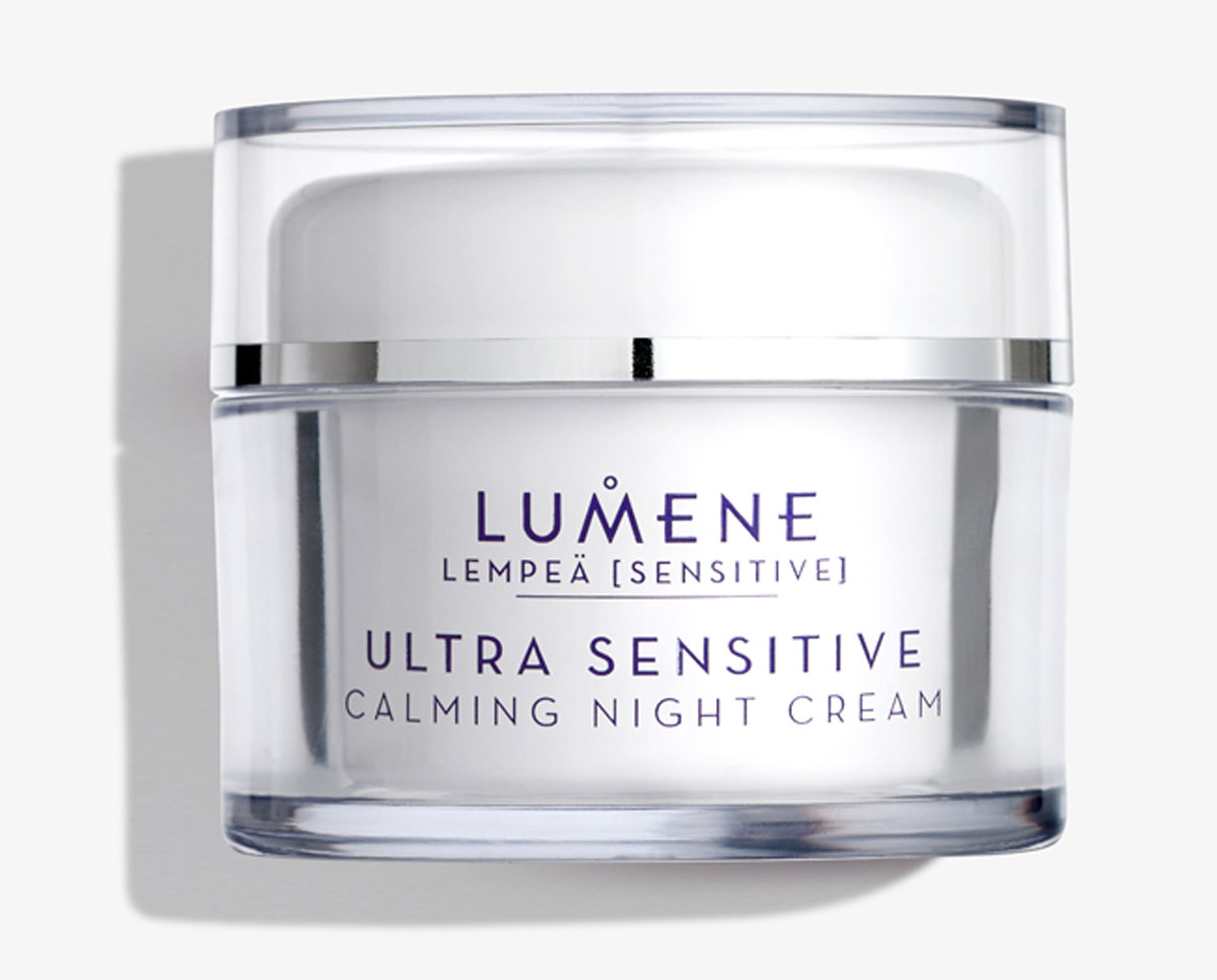 Lumene Успокаивающий ночной крем Lempea Ultra Sensitive, 50 мл noreva успокаивающий увлажняющий крем psoriane 40 мл успокаивающий увлажняющий крем psoriane 40 мл 40 мл