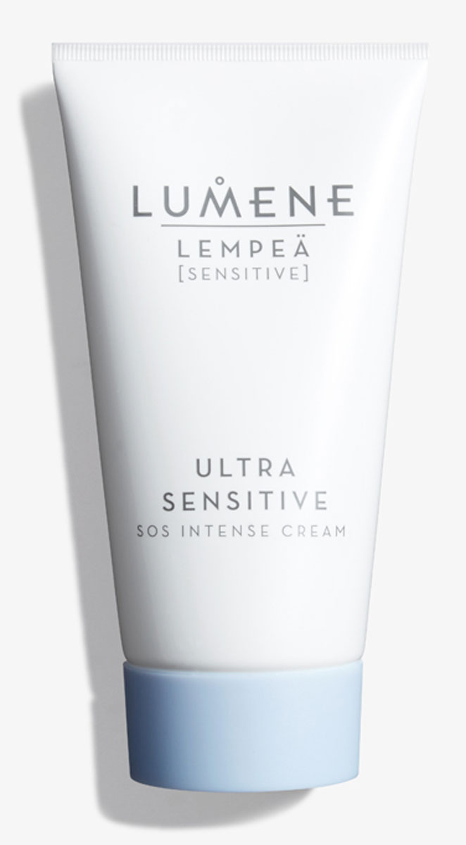 Lumene Интенсивный крем SOS Lempea Ultra Sensitive, 50 мл - Косметика по уходу за кожей