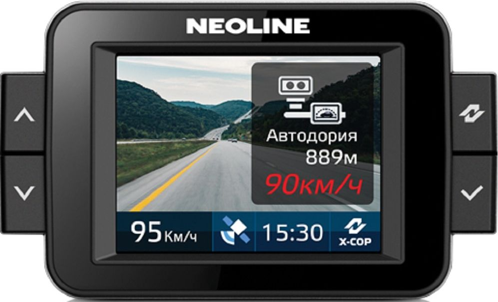 Neoline X-COP 9000c радар-детектор с видеорегистратором